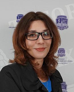 <strong>Валерия Олеговна Артемова</strong>
