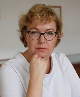 <strong>Елена Викторовна Ткаченко </strong>
