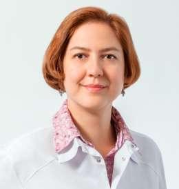 <strong>Мария Феликсовна Белоярцева </strong>