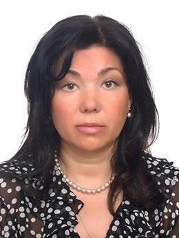 <strong> Османова Людмила Ивановна </strong>