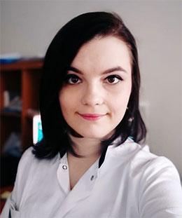 <strong> Сулягина Валерия Сергеевна  </strong>