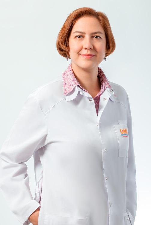 <strong> Мария Феликсовна Белоярцева </strong>